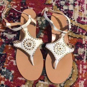 Jack Roger heeled sandals